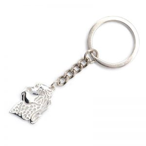 Bracco Italiano Key Chain-0