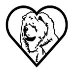 Tibetan Mastiff Car Sticker-0