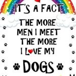 Dog Lover- It's a Fact Magnet-0