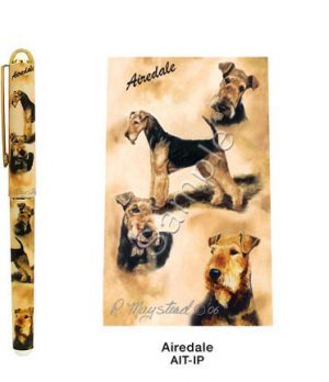 Airedale Deluxe Ink pen
