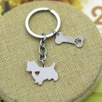 Norwich Terrier Key Chain 2 (1)